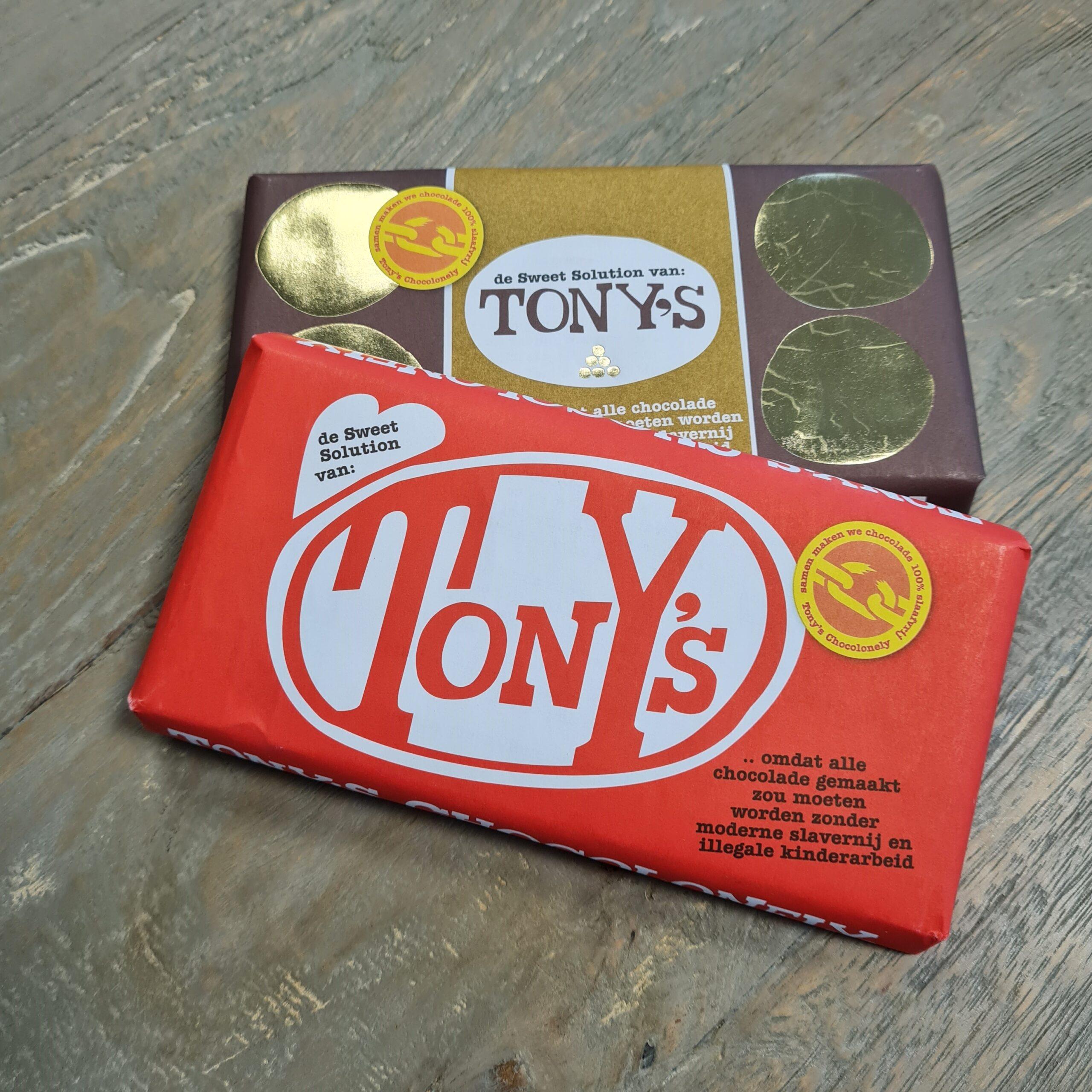 Tony's Chocolonely -